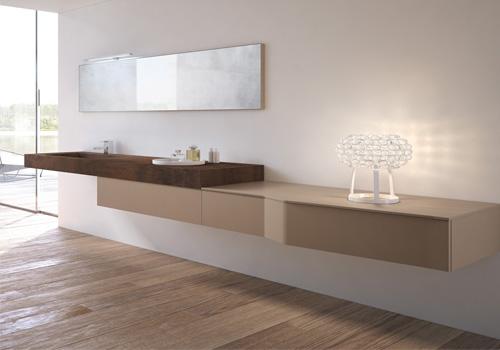 Arredo bagno mobile lavabo - Idee per lavabo bagno ...